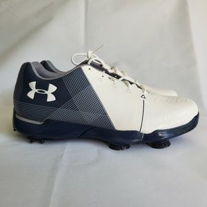 NEW Under Armour Spieth 2 Youth Golf Shoes 3000220
